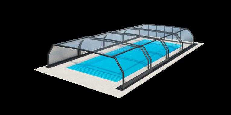 nízke prekrytie bazéna oceanic