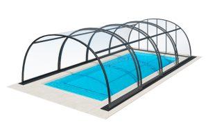 vysoké zastresenie bazena alukov neo laguna