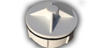 Integrovaný hydrostatický ventil