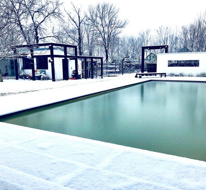 Príprava bazéna na zimu – zazimovanie bazéna a starostlivosť počas zimy