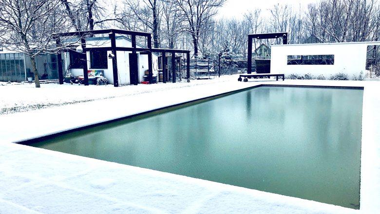 Príprava bazéna na zimu - zazimovanie bazéna a starostlivosť počas zimy