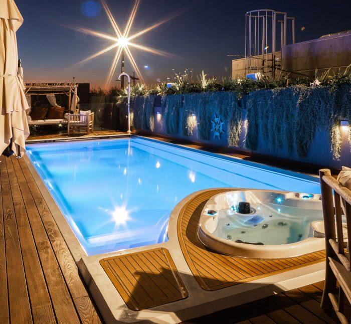 YACHT POOL – jediný bazén s dizajnovými cenami